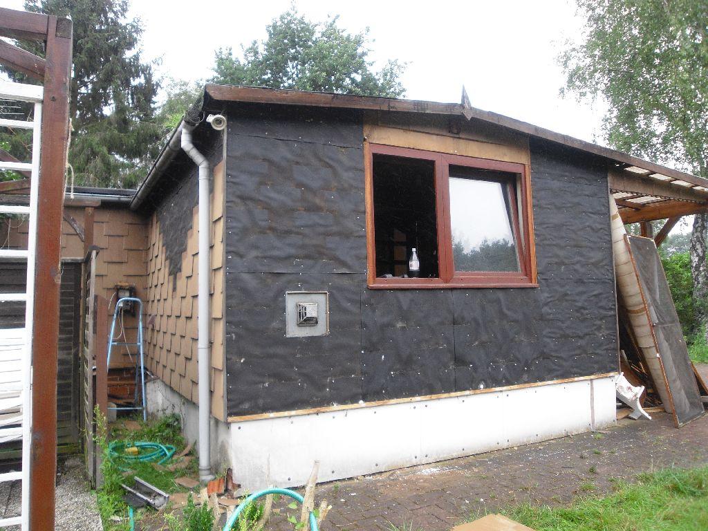 wie mache ich aus einer wohnbaracke ein gartenh uschen nikolaus lueneburg de. Black Bedroom Furniture Sets. Home Design Ideas