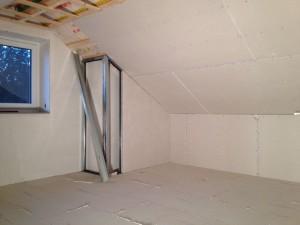 Ausbau Dachboden Fermacell
