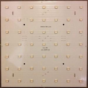 RGB LED Cluster Matrix