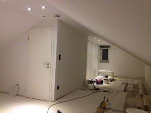 Ausbau Dachboden Ost