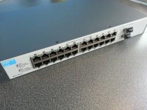 HP 1810-24G v2 Switch