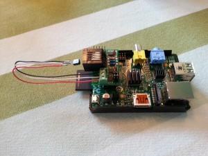 1-Wire Extension auf Raspberry Pi