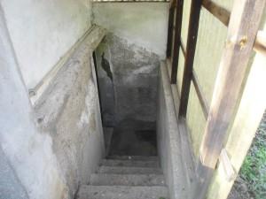 Keller - vorher