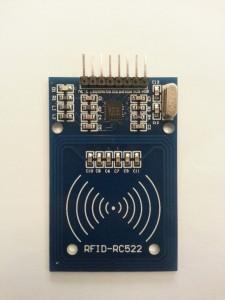 RFID-RC522 Mifare Card Reader