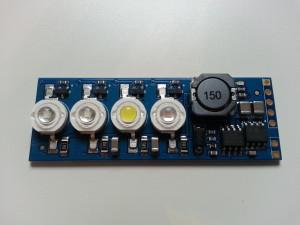 3W 4LEDs LED Indicator Module