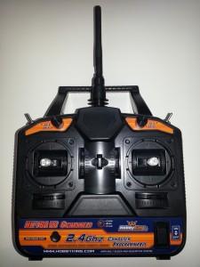 Hobbyking HK-T6A V2 6 Channel