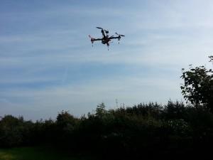 Quadrocopter 2