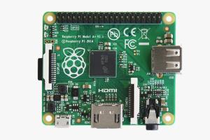 Raspberry Pi - Modell A+