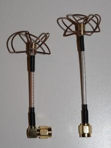 Cloverleaf Antennen