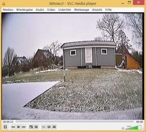 LogiLink VG0001A VLC Screenshot