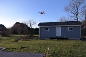 Quadrocopter selber bauen Flug