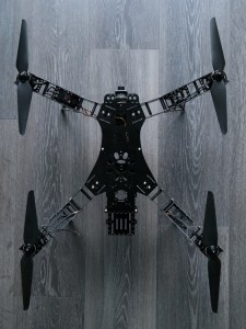 T-Motor AIR GEAR 350 Set - FPV Quadrocopter