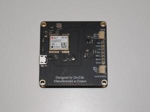 u-blox NEO-M8N GPS + HMC5983 Compass Back