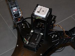 u-blox NEO-M8N GPS + HMC5983 Compass Quadrocopter