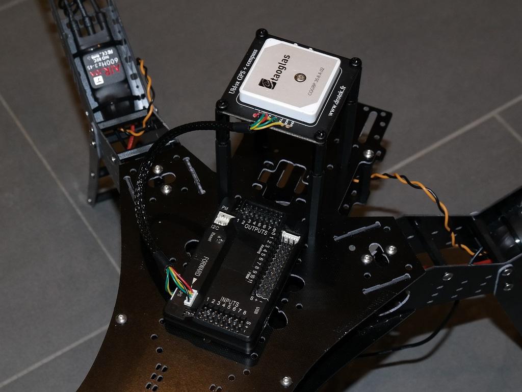 u-blox NEO-M8N GPS + HMC5983 compass (XL) - NIKOLAUS-LUENEBURG.DE