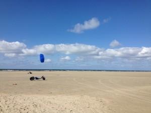 Kitesailing Dänemark Fanö