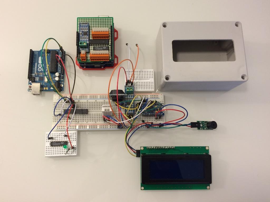 Arduino smart home projekt nikolaus lueneburg