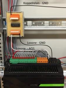 Loxone relais