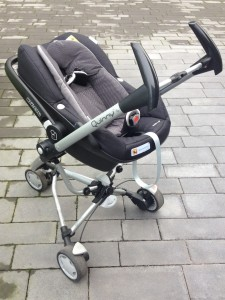 Quinny Zapp mit Maxi-Cosi Pebble Plus