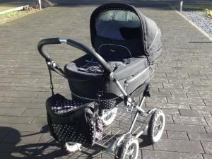 Wickeltasche Kinderwagen