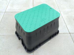 Gartenbewässerung - Irritec Standard Ventilkasten