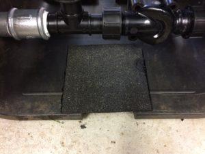 Gartenbewässerung - Irritec Standard Ventilkasten - geschlossen