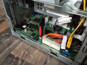 HP ProLiant MicroServer Gen8 - Boot mit USB-Stick