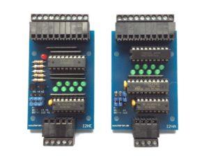 I2C Input & Output Module