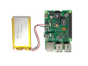 Raspberry Pi USV - RPI USV+