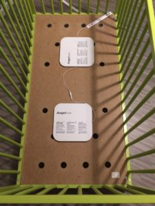 ANGELCARE AC403-D Geräusch-und Bewegungsmelder - Sensormatten