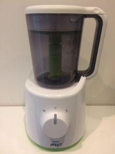 Philips Avent Dampfgarer und Mixer - SCF870/20