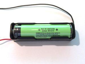 Wemos D1 mini Battery Shield - 18650 LiPo Akku