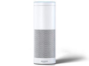 Amazon Echo (Dot) im Smart Home - Echo groß
