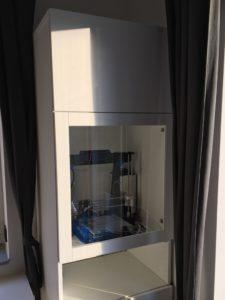 Anet A8 Upgrade Teil 1 - IKEA Schrank Stuva