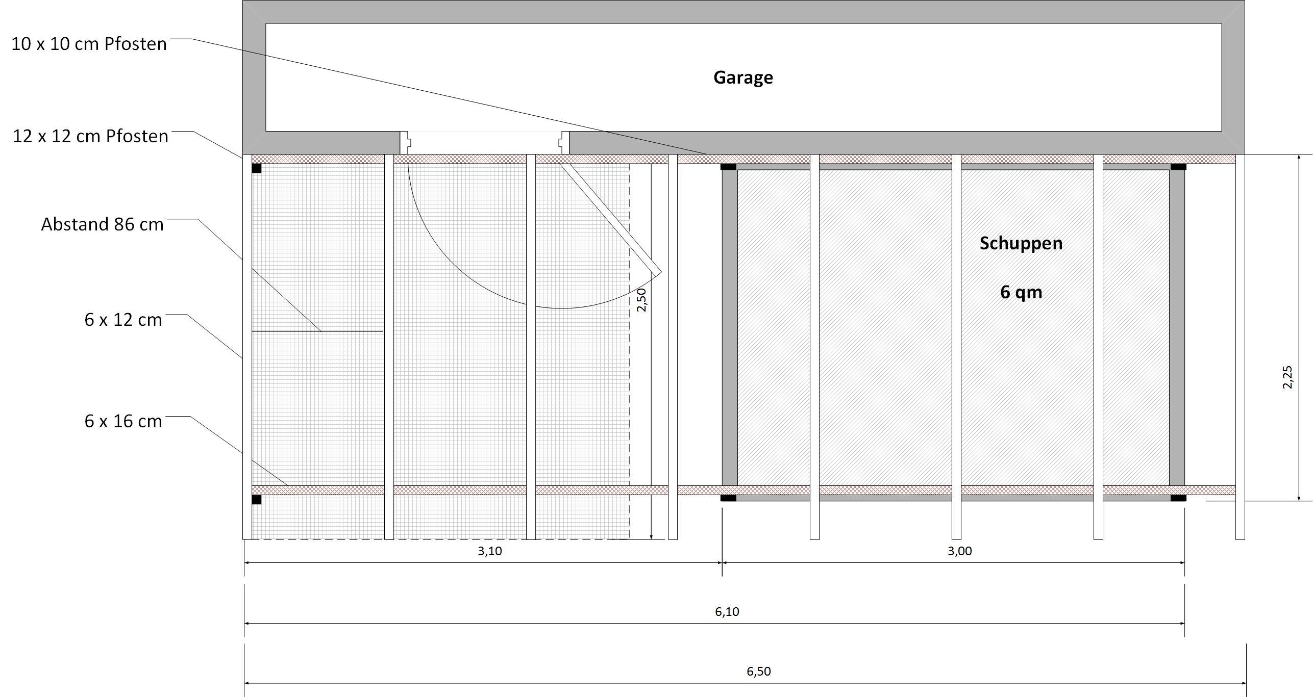 schuppen selber bauen nikolaus lueneburg de. Black Bedroom Furniture Sets. Home Design Ideas