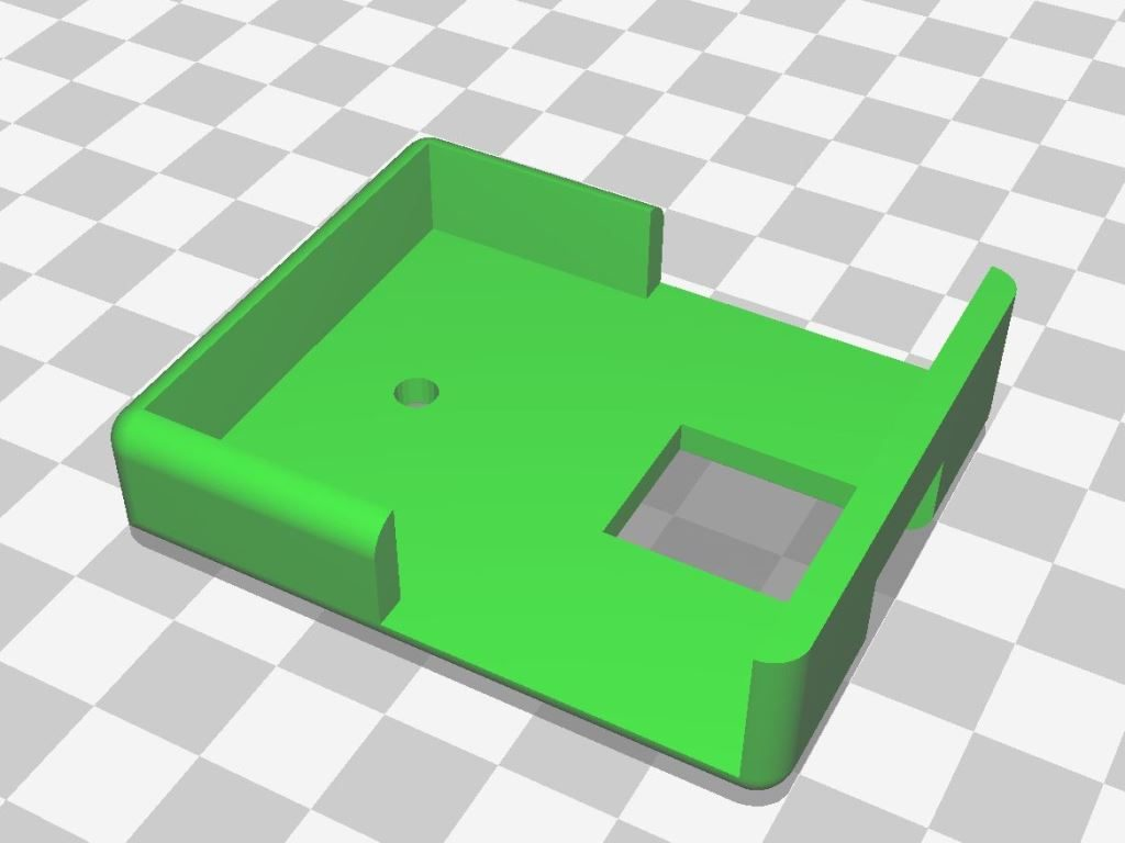 IKEA FLAXA Bett mit Stützbrett - 3D-Druck