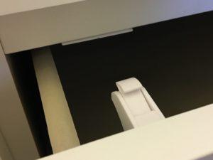 Magnetschloss für Schranktür und Schublade