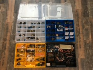 Allit Sortimentskasten und Werkzeugkasten - EuroPlus Basic
