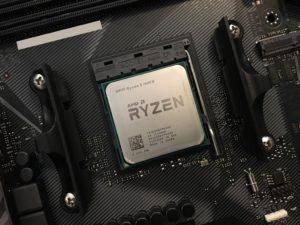 Computer Hardware 2018 - AMD CPU Ryzen 5 1600X