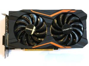 Computer Hardware 2018 - Gigabyte GeForce GTX 1050 Ti G1