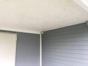 Innenausbau und Beleuchtung vom Schuppen - LED-Panel 12W