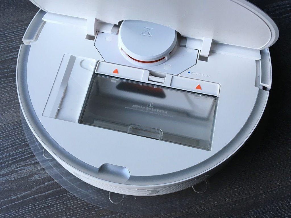 Xiaomi Roborock S50 - Staubkammer