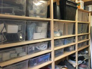 IKEA IVAR Regal Hack - IKEA IVAR Regale mit SAMLA Boxen