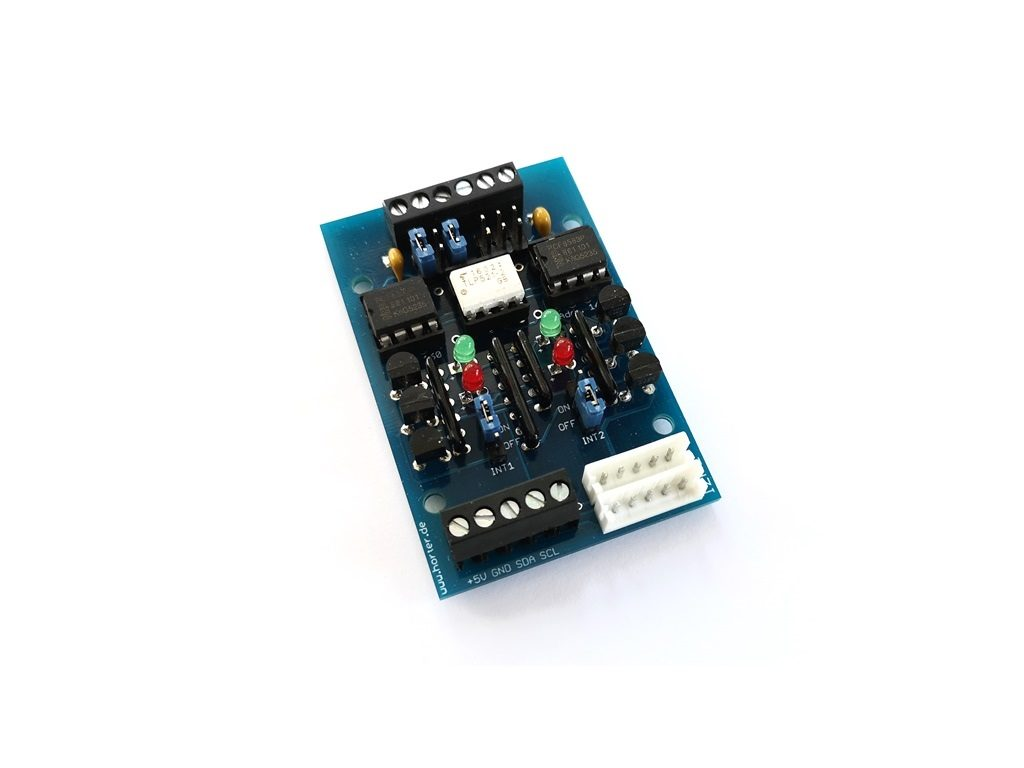 I2C Impuls Counter Modul
