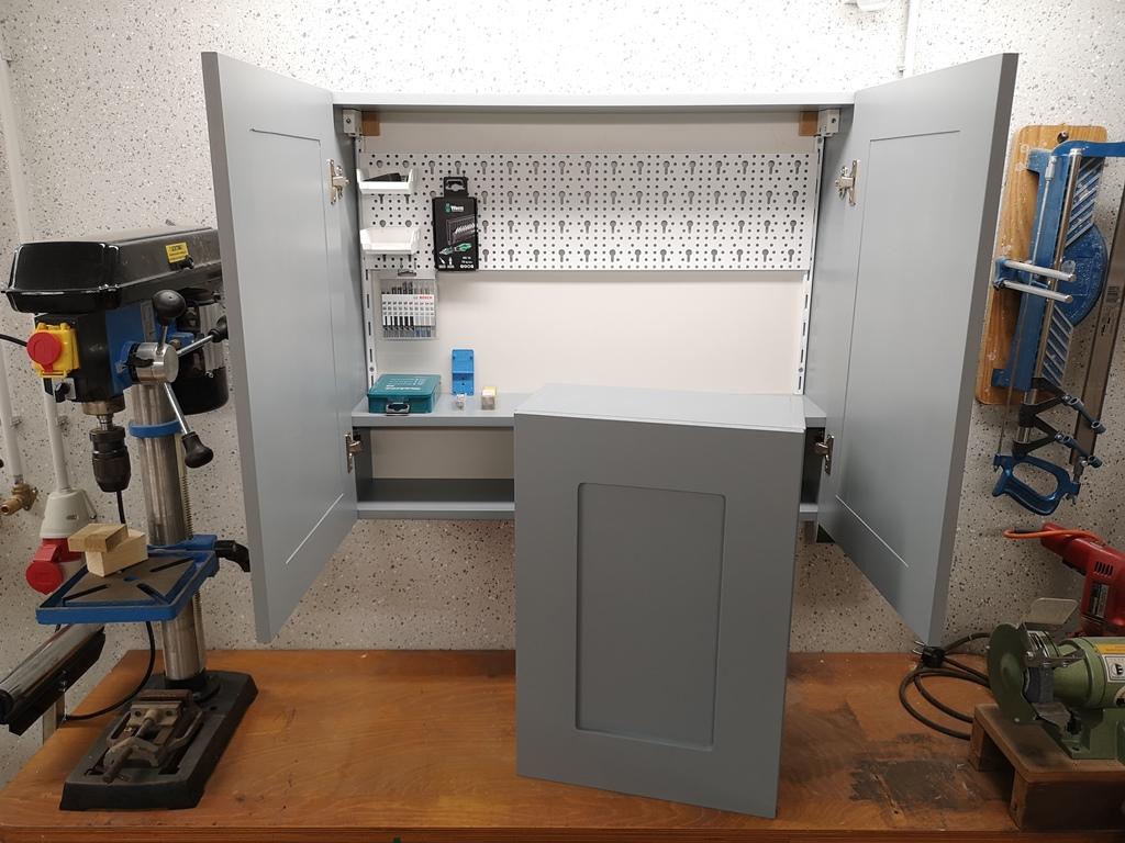 Hervorragend Werkzeugschrank selber bauen - NIKOLAUS-LUENEBURG.DE LL69