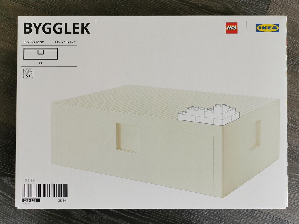 IKEA BYGGLEK - GROSS