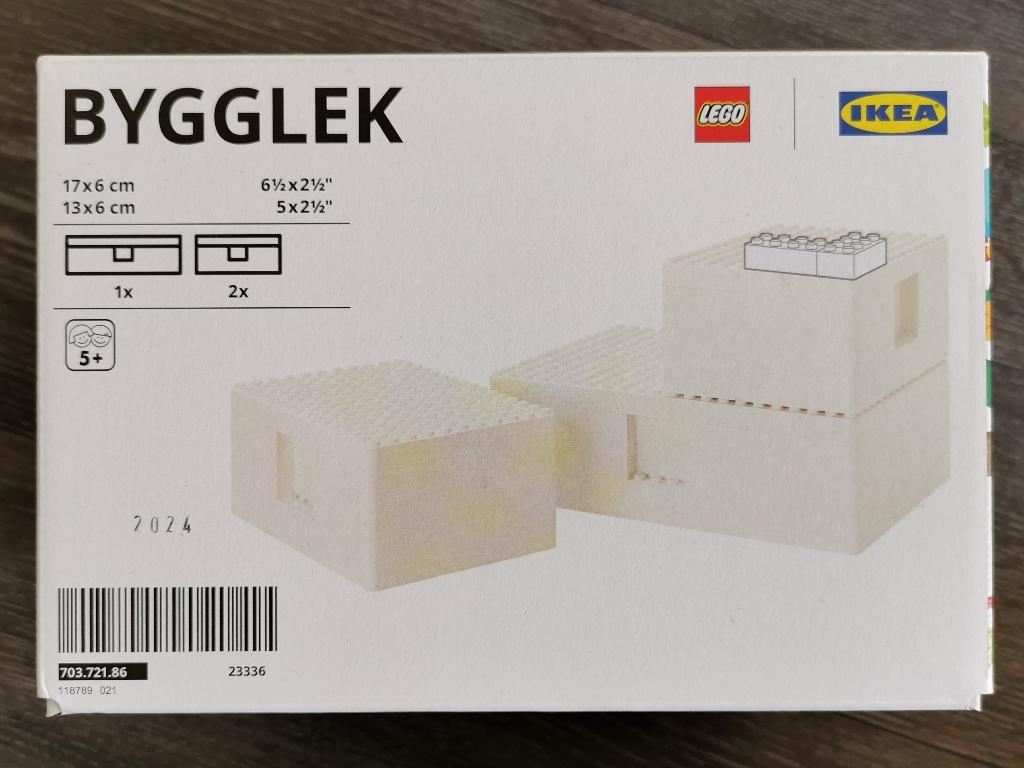 IKEA BYGGLEK - KLEIN