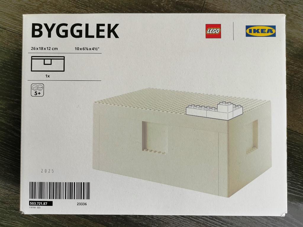IKEA BYGGLEK - MITTEL
