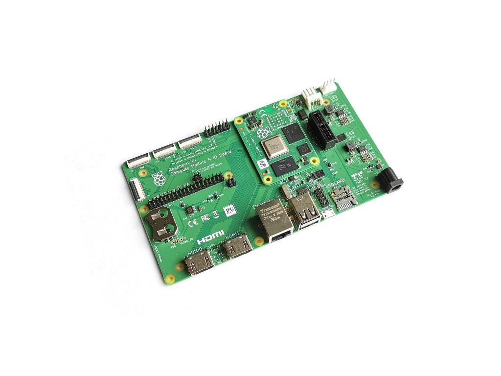 Raspberry Pi Compute Module 4 mit IO Board